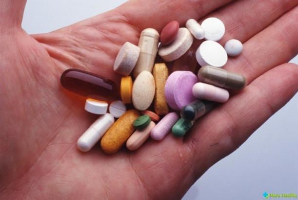 Điều trị bằng thuốc Tây y 1