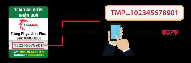 Nhắn mã tem - tích điểm nhận quà 2