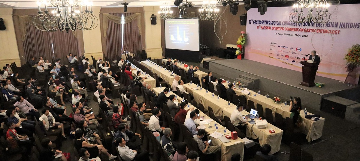 Triển vọng mới cho bệnh nhân mắc Hội chứng ruột kích thích từ Hội nghị tiêu hóa Đông Nam Á 2018 2