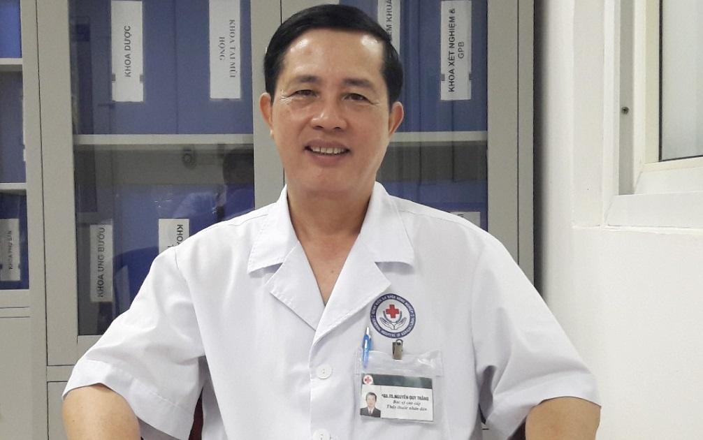 PGS.TS.BS Nguyễn Duy Thắng chia sẻ triệu chứng và cách điều trị Hội chứng ruột kích thích 1